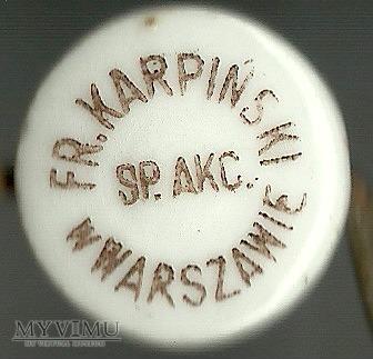 Fr. KARPIŃSKI SP.AKC. w WARSZAWIE