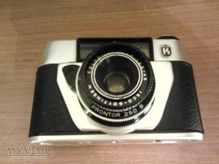 APARAT FOTOGRAFICZNY REGULETTE PRONTOR OK 1967.