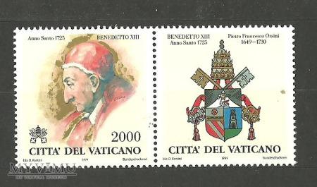 Anno Santo 1725.