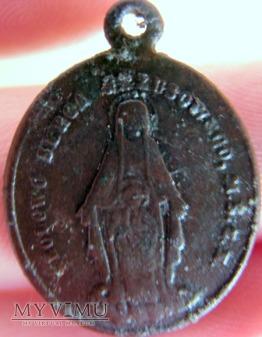 medalik-BOSKIE SERCE JEZUSA ZMIŁUJ SIĘ NAD NAMI.