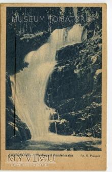 Karkonosze - Wodospad Kamieńczyka 1950