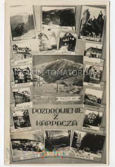 Karkonosze -Karpacz - lata 50-te