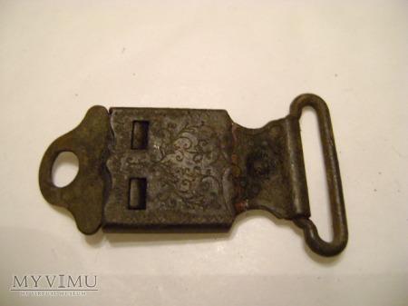 pruska klamerka zapinka