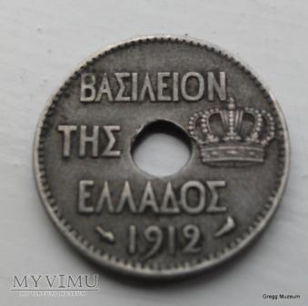 5 LEPTA-GRECJA 1912