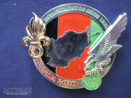 3e compagnie du 1er R.E.G. KAPISA 2010