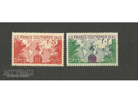 La France d' Outremer
