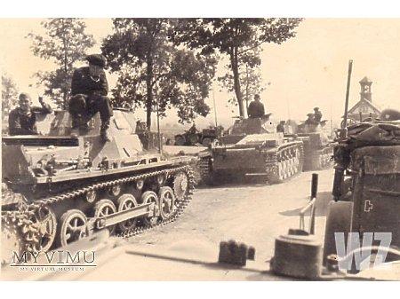1939. Czołgi