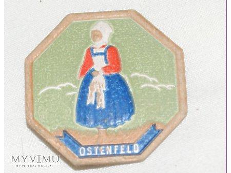 Duże zdjęcie Odznaka KWHW Schlezwig Holstein 19 styczeń 1941