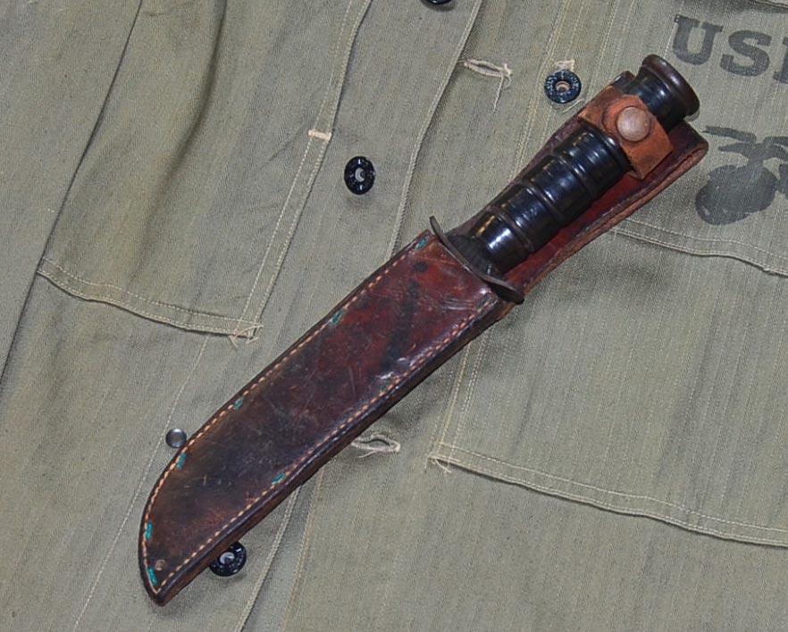 datowanie noża camillus