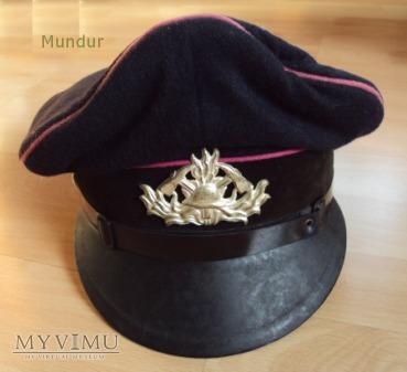 Duże zdjęcie Niemiecka czapka strażacka