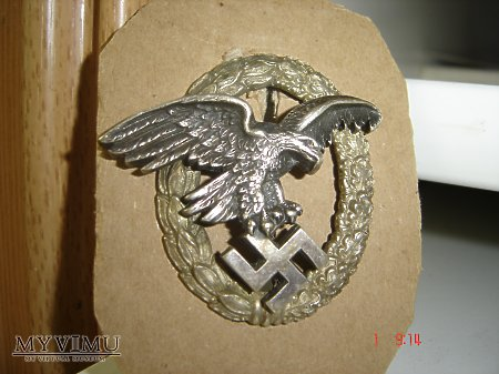 Luftwaffe Odznaka Nawigatora