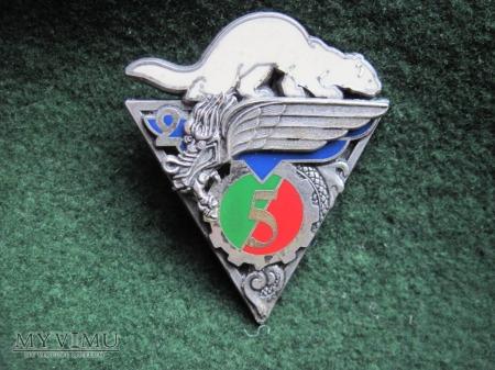 Opération « Hermine » 1996 5CIE du 2e R.E.P.