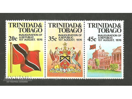 Trynidad and Tobago.