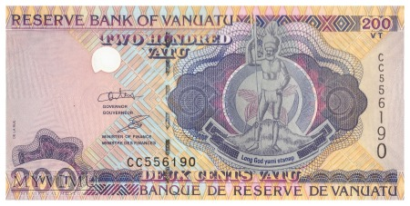 Vanuatu - 200 vatu (2006)