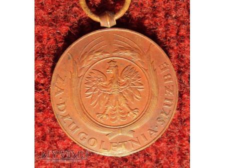 Duże zdjęcie Medal za Długoletnią Służbę - brązowy X