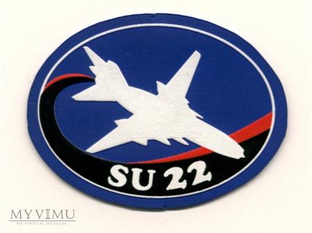PILOT SAMOLOTU SU - 22
