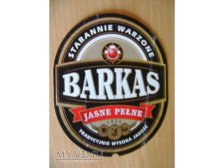 Duże zdjęcie BARKAS