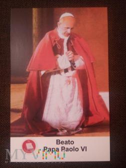 Relikwia Bł.Pawła IV