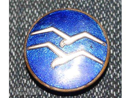 Odznak pilota szbowcowego Typ B