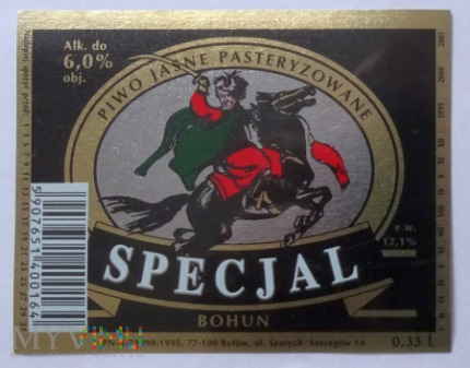 SPECJAL BOHUN 0,33L