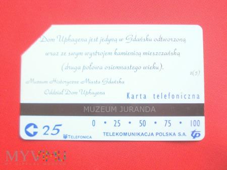 Karta magnetyczna 1087
