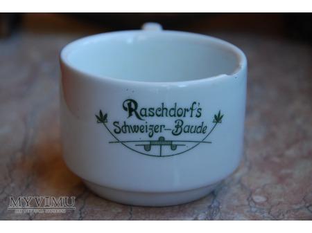 Filiżanka Raschdorf's Schweizer Baude