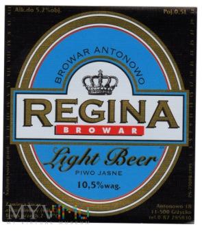 Regina Light Beer