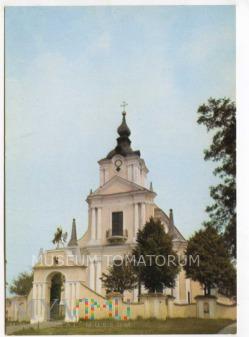 Siemiatycze - kościół - lata 80-te
