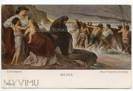 Medea - Feuerbach
