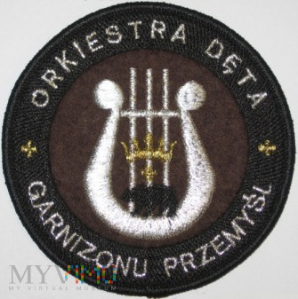 Orkiestra Dęta Garnizonu Przemyśl.