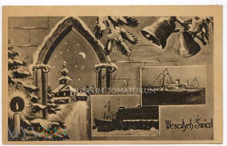 Wesołych Świąt 1948