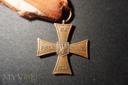 Krzyż Walecznych - Knedler nr :29565 - II RP - 4.