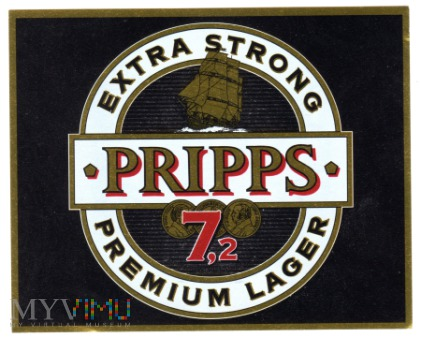 PRIPPS Extra Strong