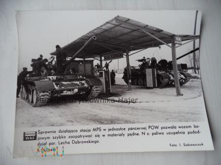 Duże zdjęcie Pomorski Okręg Wojskowy stacja MPS
