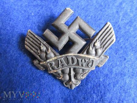 Kriegshilfdienstschaffnerin-odzn.młodzieżowa
