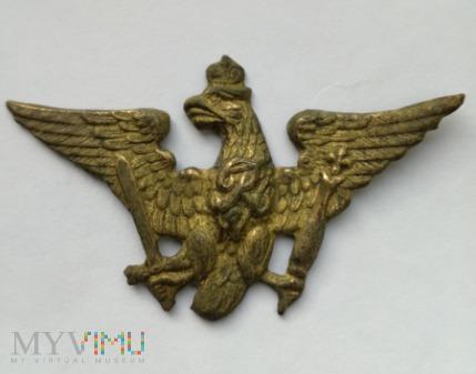 Duże zdjęcie Pruski orzeł grenadiera z monogramem FWR