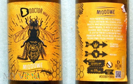 Doctor Brew, Miodowe