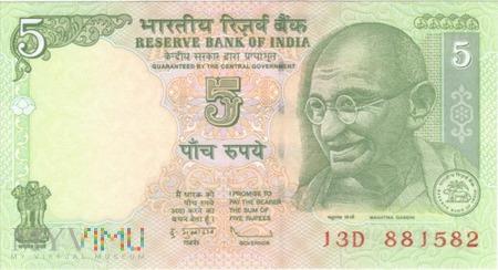 INDIE 5 RUPII 2010
