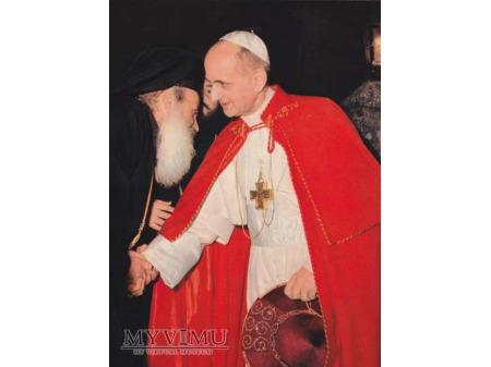 Pierścień darowany biskupom przez papieża Pawła VI