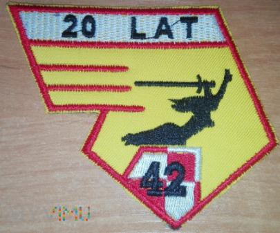 42 Eskadra Łącznikowa - okolicznościowa