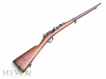 Fusil d'infanterie Mle1874M80 Gras