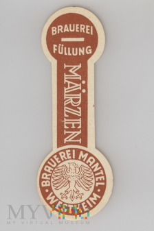 Brauerei Mantel