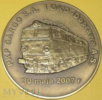 Medal PKP CARGO - OKD Doprava