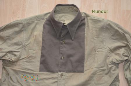 Koszula służbowa z dłigimi rękawami