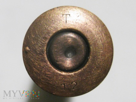 Łuska 7,62x54R Mosin M.91 [T 12]