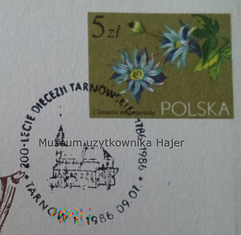 200-Lecie Diecezji Tarnowskiej 1786-1986Tarnów