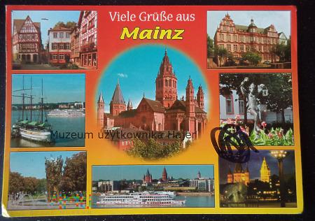 Duże zdjęcie Niemcy - Mainz