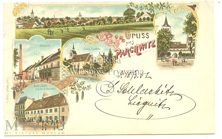 Prochowice, Parchwitz kreis Liegnitz