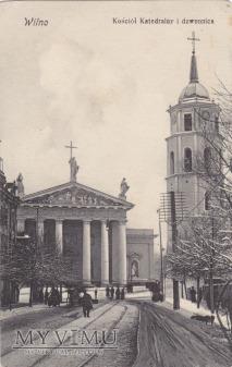VILNO 1910 KARTA POCZTOWA