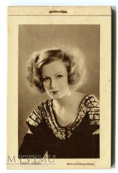 Greta Garbo Edizioni Kinema L. Patuzzi Milano
